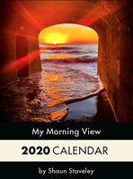 Picture of A5 Morning View Desk Calendar