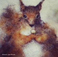 Picture of Squirrel Loren Brooks Cards