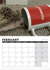 Picture of Nomad Podcast A5 Wall Calendar