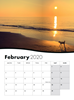 Picture of A3 Morning View 2020 Calendar