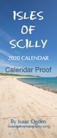 Picture of Isles of Scilly Kitchen Calendar