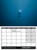 Picture of MC Small Stapled Booklet Calendar
