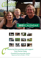 Picture of Caenhill Booklet Calendar