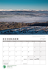 Picture of Small Stapled Booklet Arnside Calendar