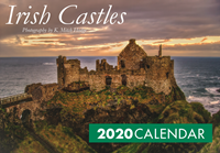 Picture of Irish Castles Small Spiral Booklet Calendar