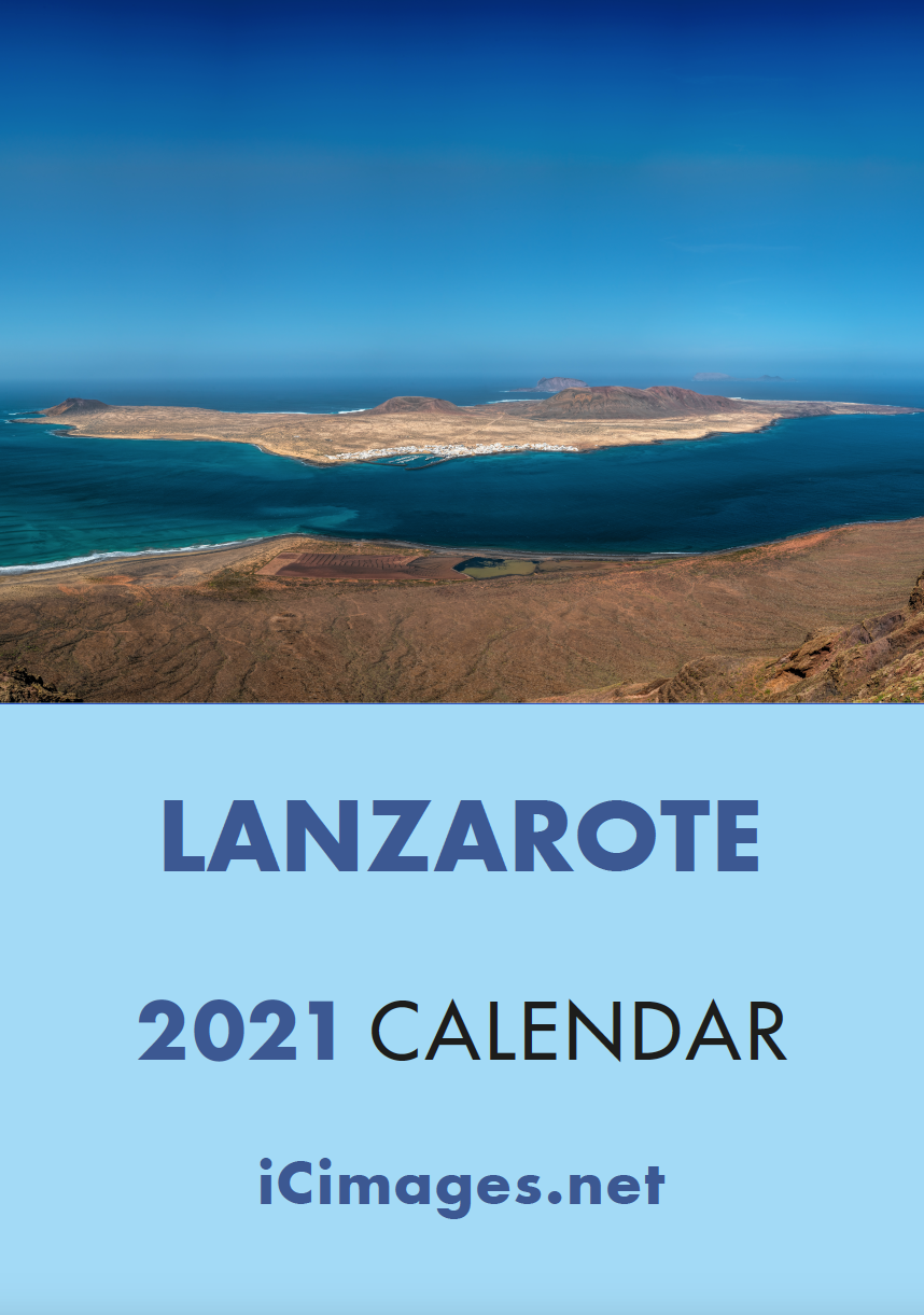 Picture of  Lanzarote Calendar
