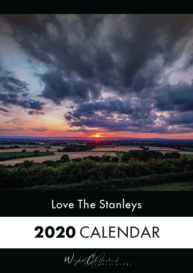 Picture of A5 The Stanleys Calendar 2020