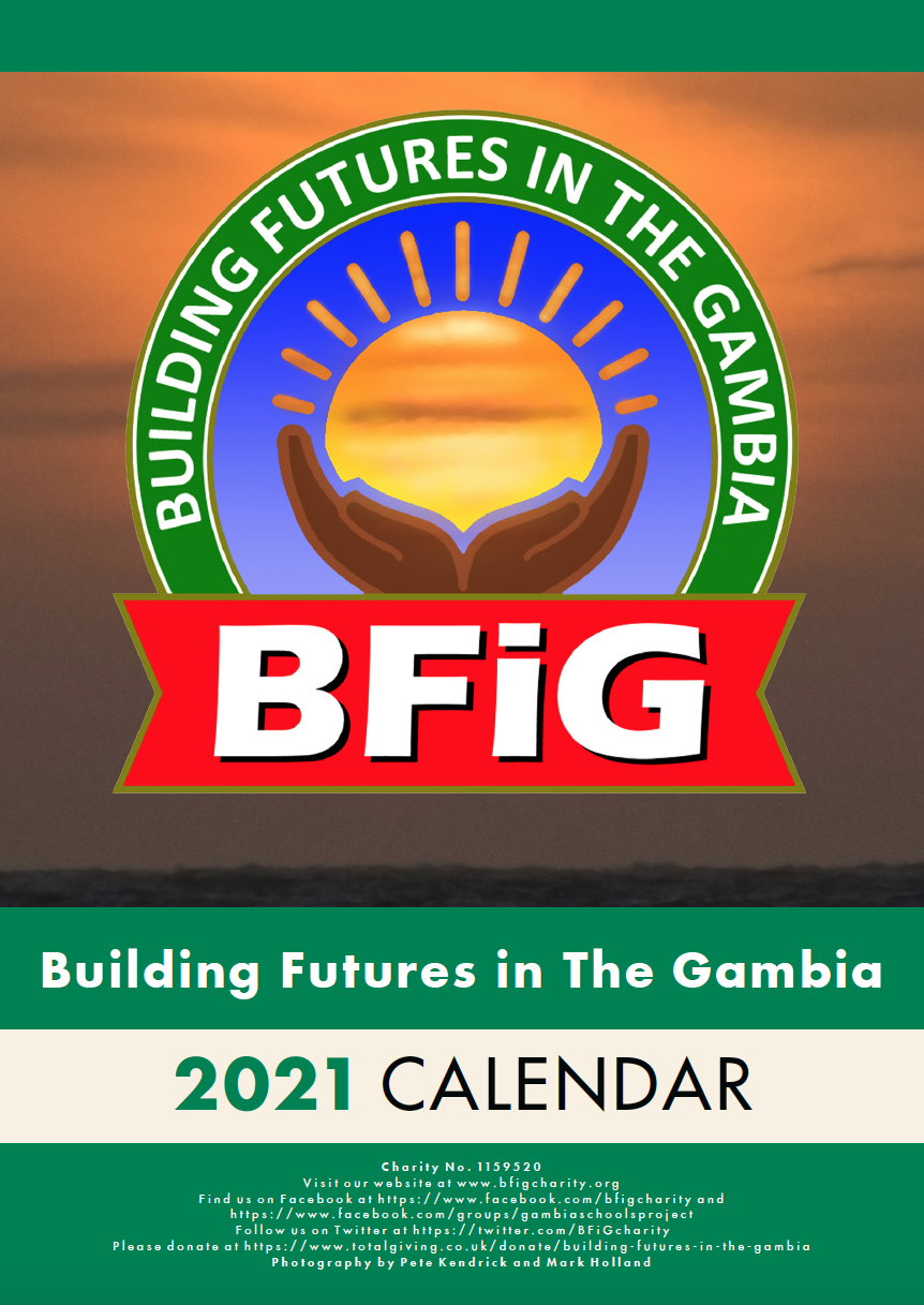 Picture of BFiG Calendar