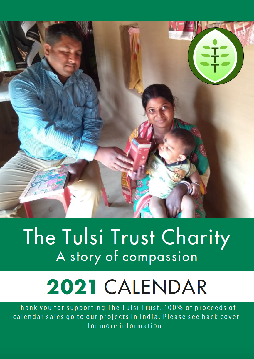 Picture of The Tulsi Trust Calendar