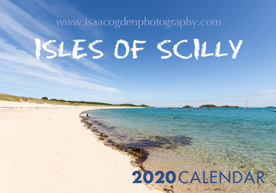 Picture of Isles of Scilly Desk Calendar