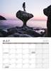 Picture of Four Wheeled Nomad Desk Calendar
