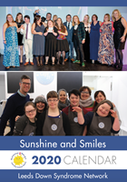 Picture of Sunshine & Smiles 2020 Desk Calendar