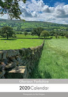 Picture of A3 Glorious Yorkshire 2020 Calendar