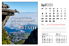 Picture of A5 Kai Ming Association Spiral Calendar