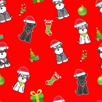 Picture of MAS Christmas Wrapping Paper