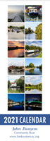 Picture of Great River Ouse Slimline Calendar