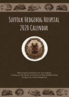 Picture of Suffolk Hedgehog Hospital Desk Calendar