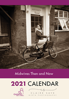 Picture of Midwives Then & Now Calendar
