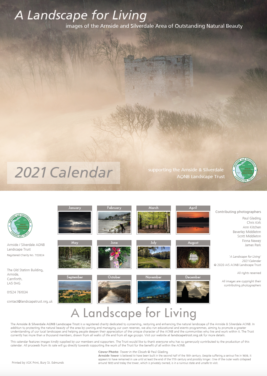 Picture of Arnside Booklet Calendar