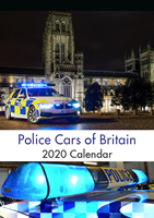 Picture of A3 Police Cars of Britain 2020