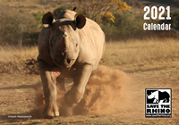 Picture of Save the Rhino Calendar