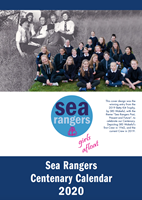 Picture of Sea Rangers 2020 Desk Calendar