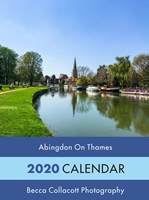 Picture of Abingdon on Thames 2020 Desk Calendar