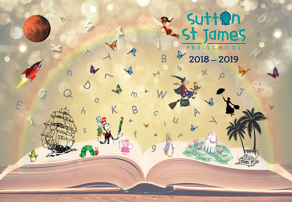 Picture of Sutton St James Yearbook