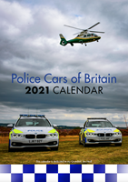 Picture of Police Cars of Britain Calendar