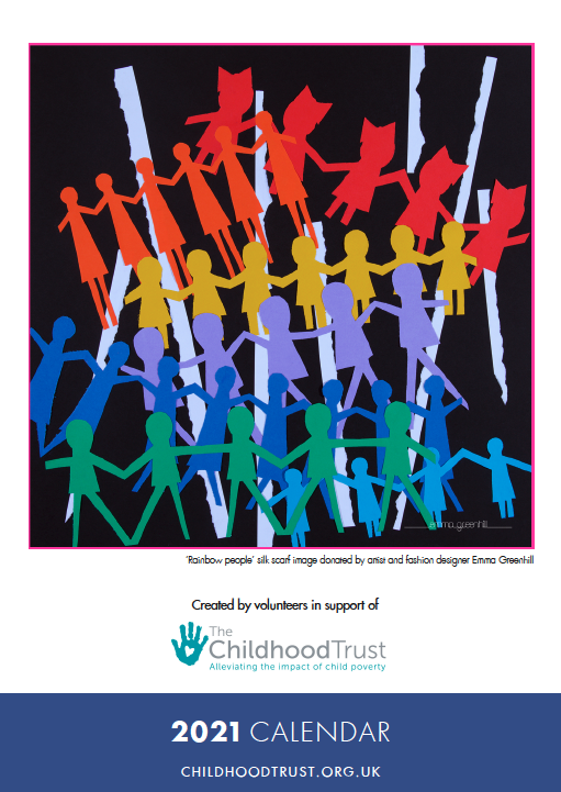 Picture of Childhood Trust Calendar