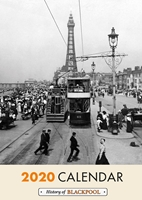 Picture of A5 History of Blackpool 2020 Calendar